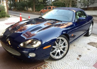 Jaguar XKR Supercharged Convertible