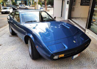 Ferrari 365 GTC4.