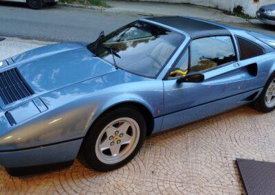 Ferrari GTS turbo.