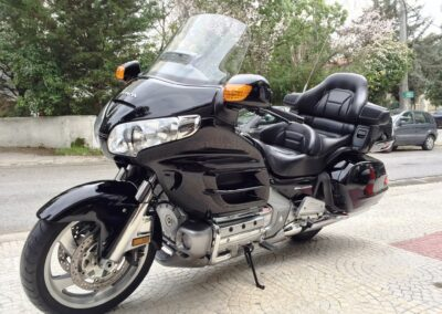 Honda Goldwing.