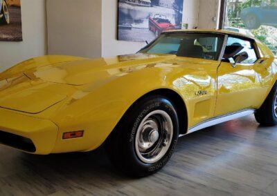 Chevrolet Corvette C3 Stingray.
